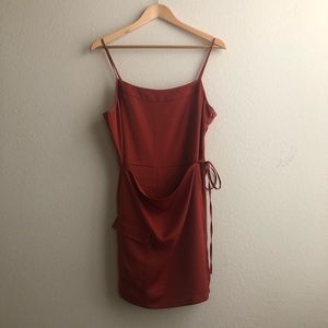 Urban Outfitters Silk Romper